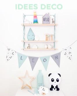 Idées Déco chambre enfant bébé